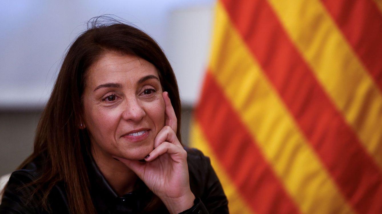 Foto: La 'consellera' de la Presidencia y número seis de JxCAT por Barcelona, Meritxell Budó. (EFE)
