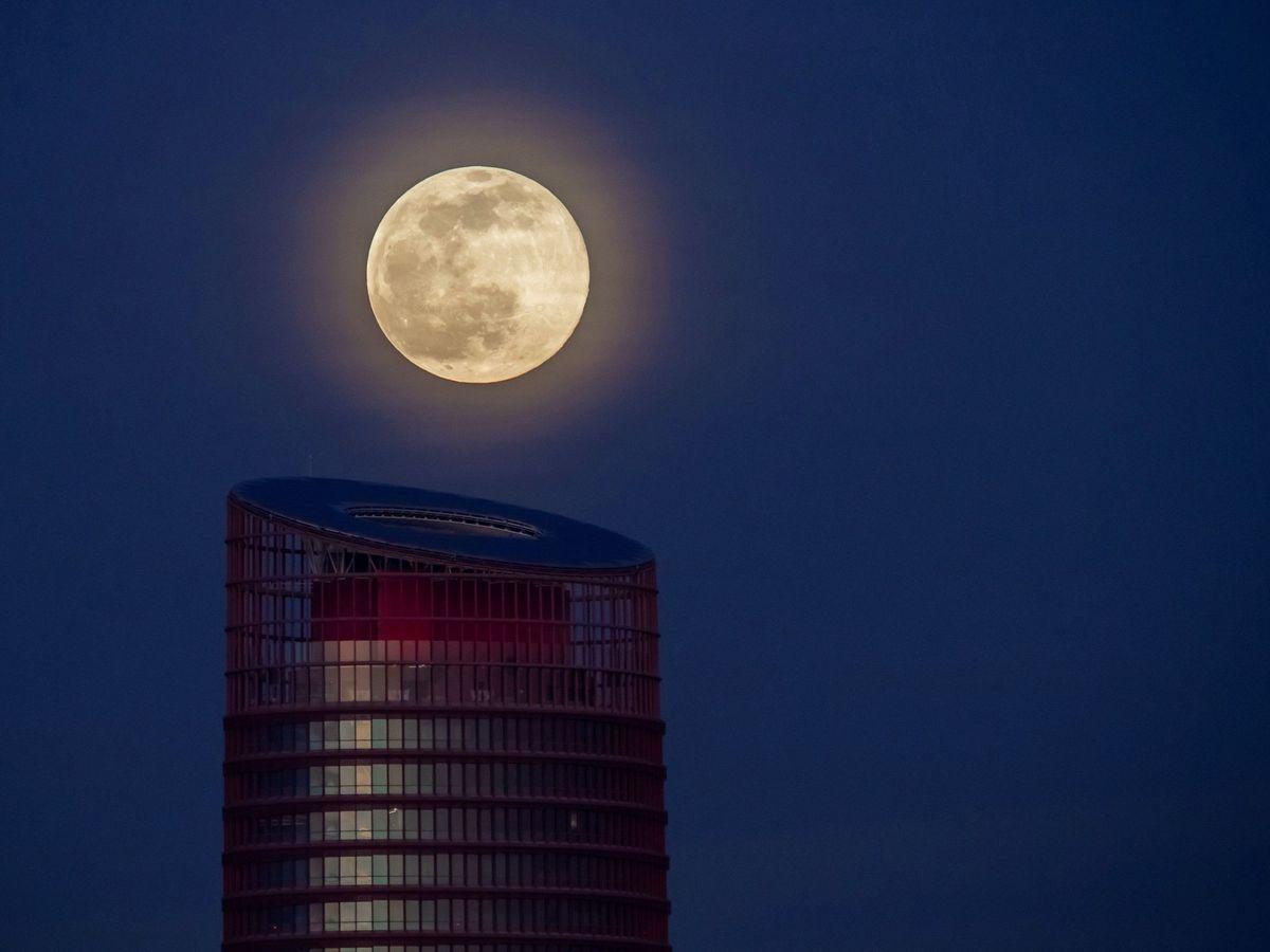 Foto: ¿Aún sigue activo nuestro primitivo horario lunar? (Foto: EFE)