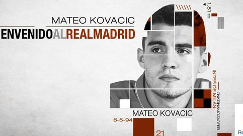 Ya es oficial: Mateo Kovacic, nuevo jugador del Madrid por seis temporadas