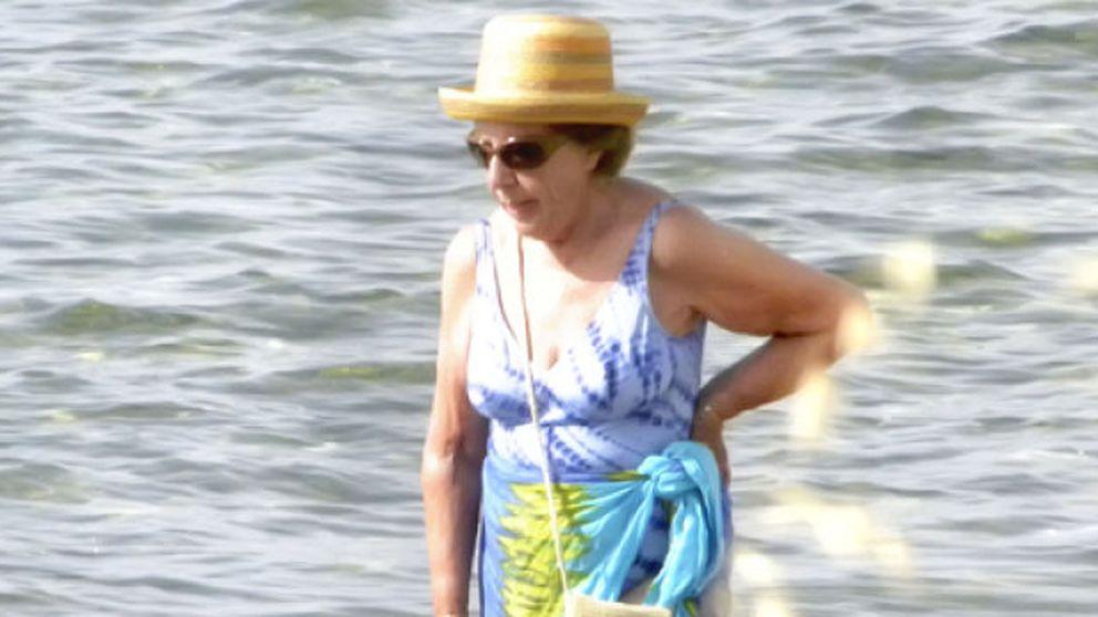 La abuela de Letizia se muda temporalmente a Marbella