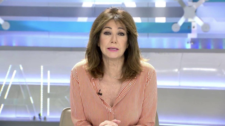 ¡Basta ya!: Ana Rosa se harta del bulo por el que piden el boicot a Piqueras en Telecinco