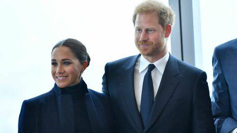¡Duchess is back! La vuelta de Meghan a la vida pública: de negro, con Harry y en NY