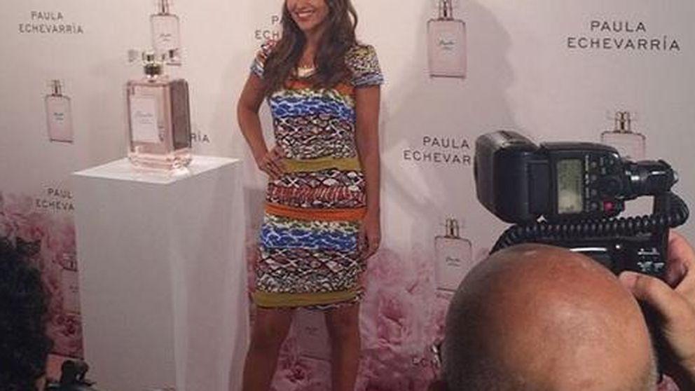Paula Echevarría presenta su primera fragancia cual celebrity internacional