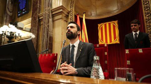 Siga en directo el pleno del Parlament de Cataluña