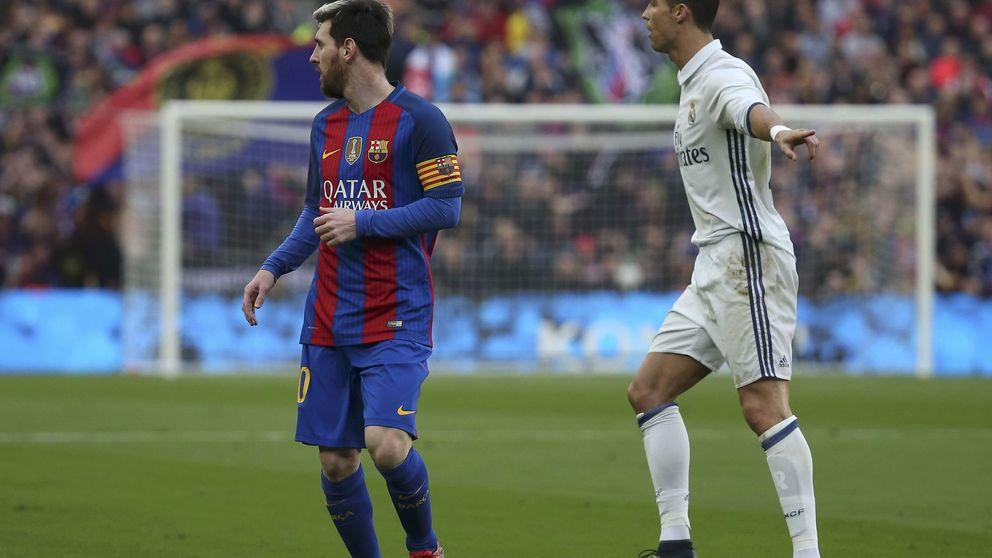 CR7 ha estado cerca, pero la estadística aún da a Messi como el mejor en activo