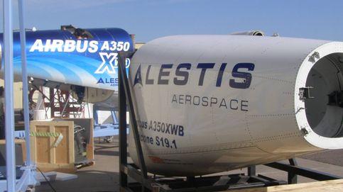 La mochila de 285 millones que frena que Airbus venda su proveedor Alestis