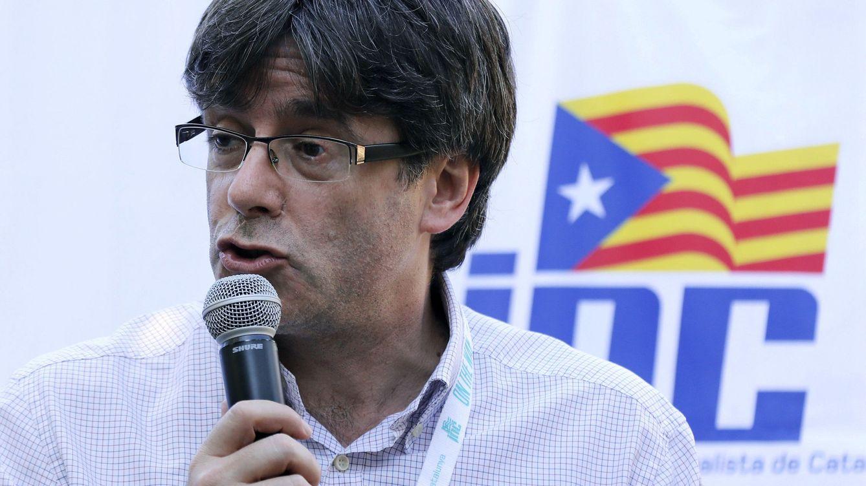 Foto: El president de la Generalitat, Carles Puigdemont (Efe)