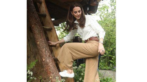 Máxima, Kate o Letizia confirman que el pantalón culotte es su preferido y así puedes copiarlas