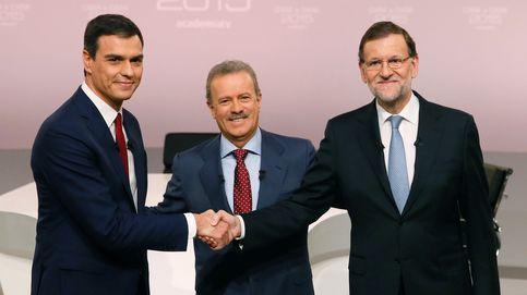 El cara a cara de Rajoy Sánchez