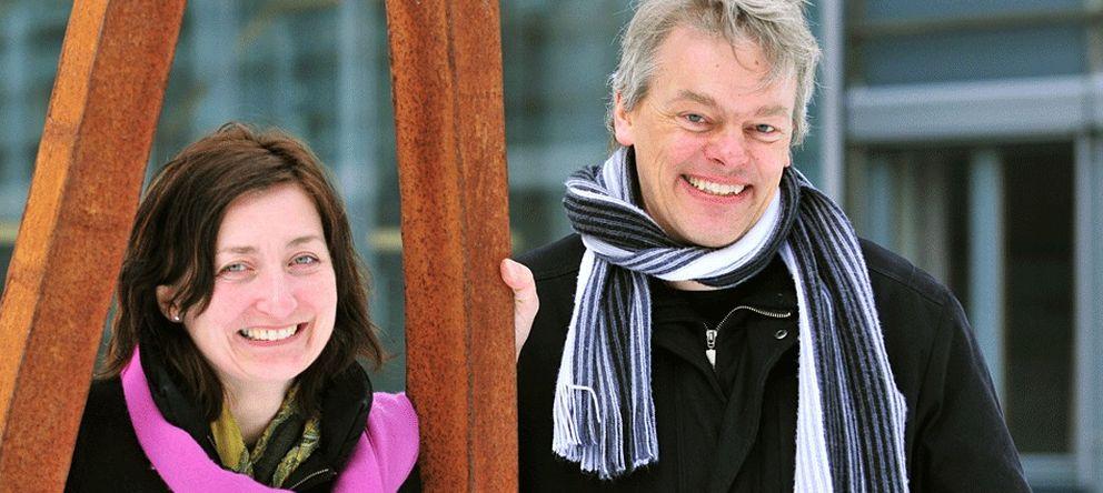 Foto: May‐Britt Moser y Edvard I. Moser, flamantes ganadores del Nobel de Medicina. (Wikicommons)