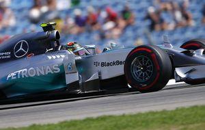 Rosberg logra la 'pole' en el GP de Alemania y Alonso saldrá desde la séptima plaza