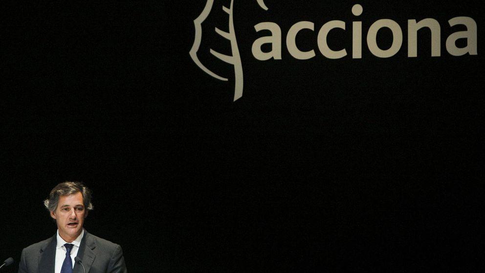 Acciona cambia a su director financiero y refuerza su área de infraestructuras