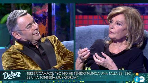 El comentario de Jorge Javier a La Campos que casi arruina la entrevista