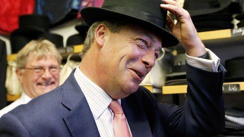 El líder británico Nigel Farage pide enviar a los imigrantes de vuelta si no son cristianos