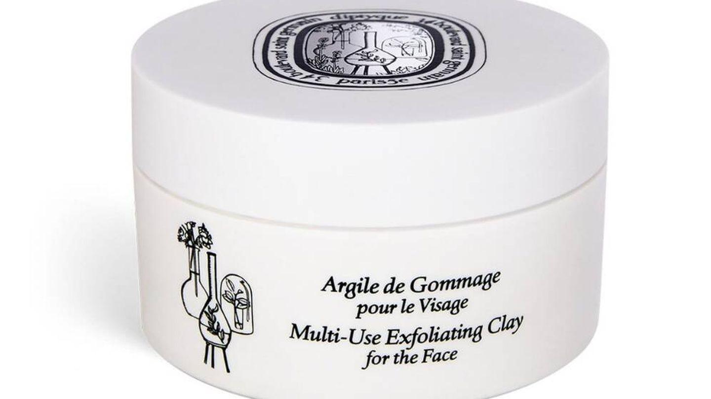 Argile de Gommage pour le visage de Diptyque.