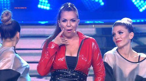 'TCMS' se ríe de Chabelita, con duras críticas tras la imitación de Belinda
