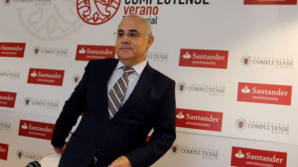 Foto: El magistrado del Tribunal Supremo Pablo Llarena. (EFE)