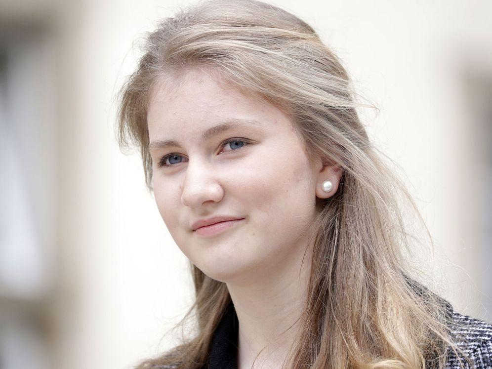 Foto: La princesa Elisabeth, en una imagen de archivo. (EFE)