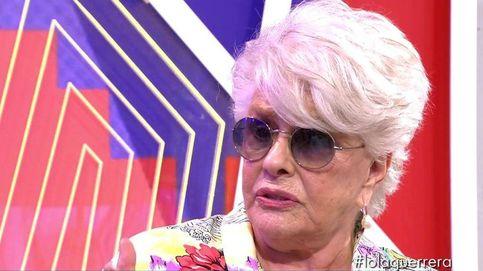 Lola Herrera celebra en el 'Deluxe' la nueva sentencia de La Manada