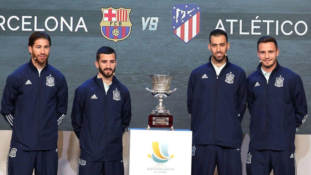 Qué esconde (o retrata) la hipócrita postura de TVE con la Supercopa en Arabia
