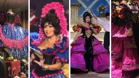 Maruja Díaz vuelve para vender su vestuario al son de 'Banderita'