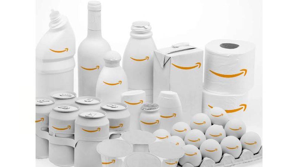 Las grandes marcas y la estrategia de Amazon en su nuevo súper virtual