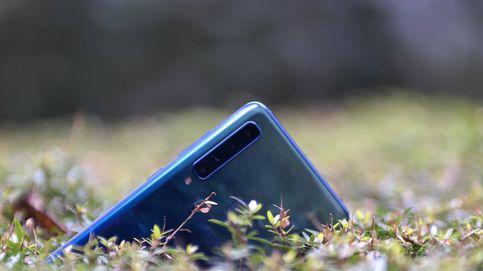 Probamos el Samsung A9: el móvil de cuatro ojos que no dejará indiferente a nadie