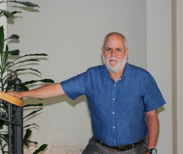 Manuel ramón gonzález morales, director del instituto internacional de investigaciones prehistóricas de la universidad de cantabria.