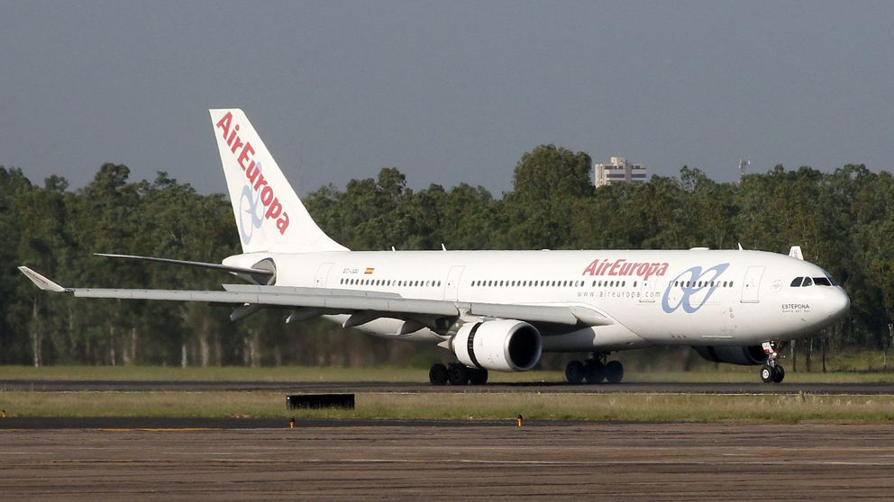 Los pilotos de Air Europa, en huelga durante 4 días en plena operación salida