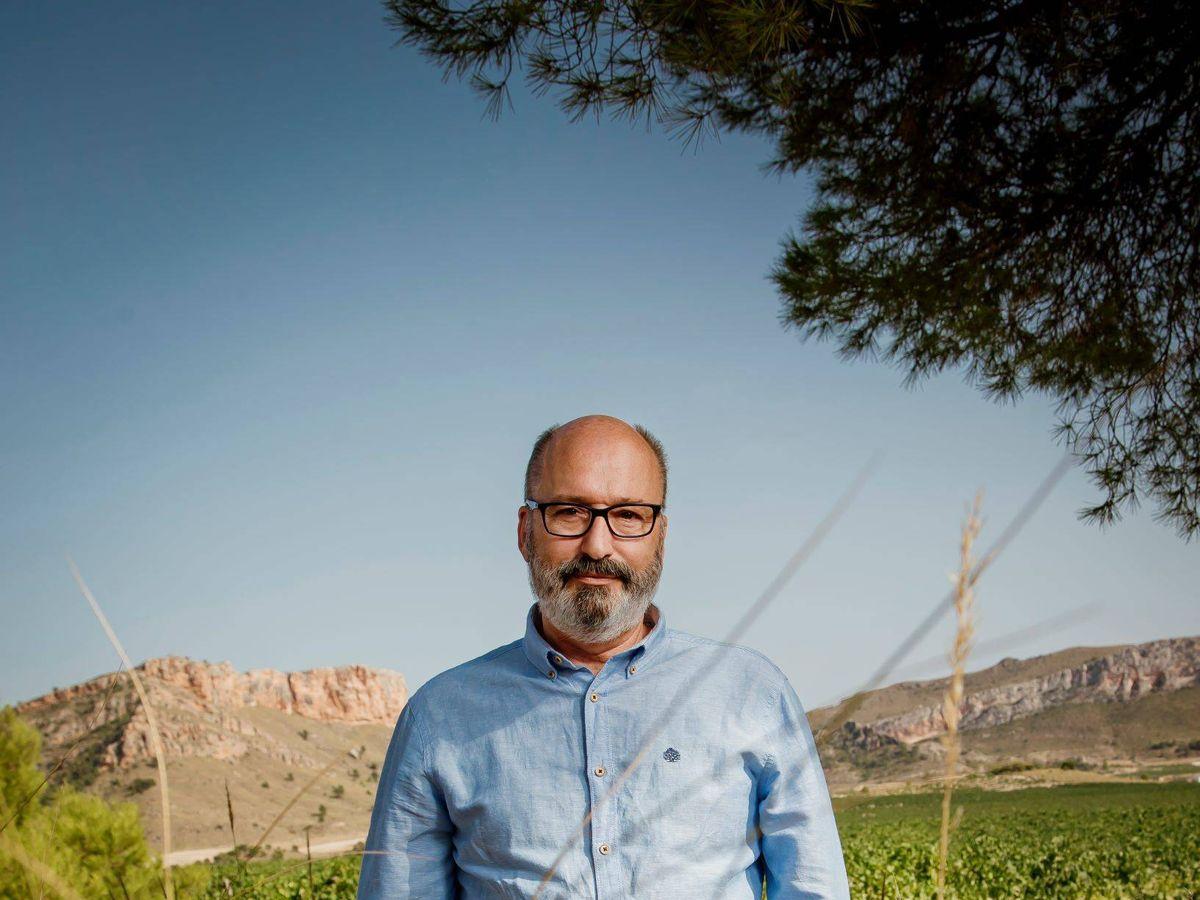 Foto: Miguel Gil, uno de los nueve directivos de Bodegas Gil, la empresa de su familia.