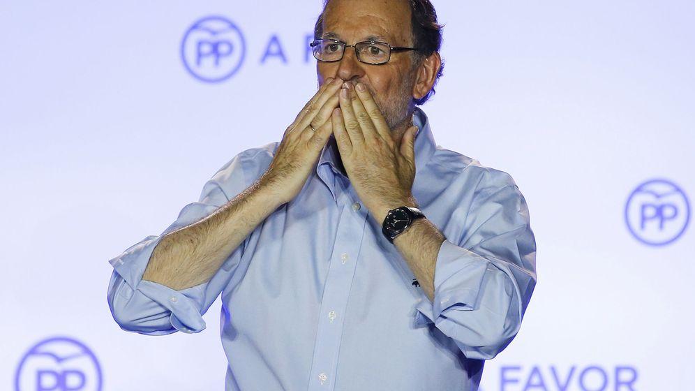Foto: El presidente del Gobierno en funciones, Mariano Rajoy (Reuters)