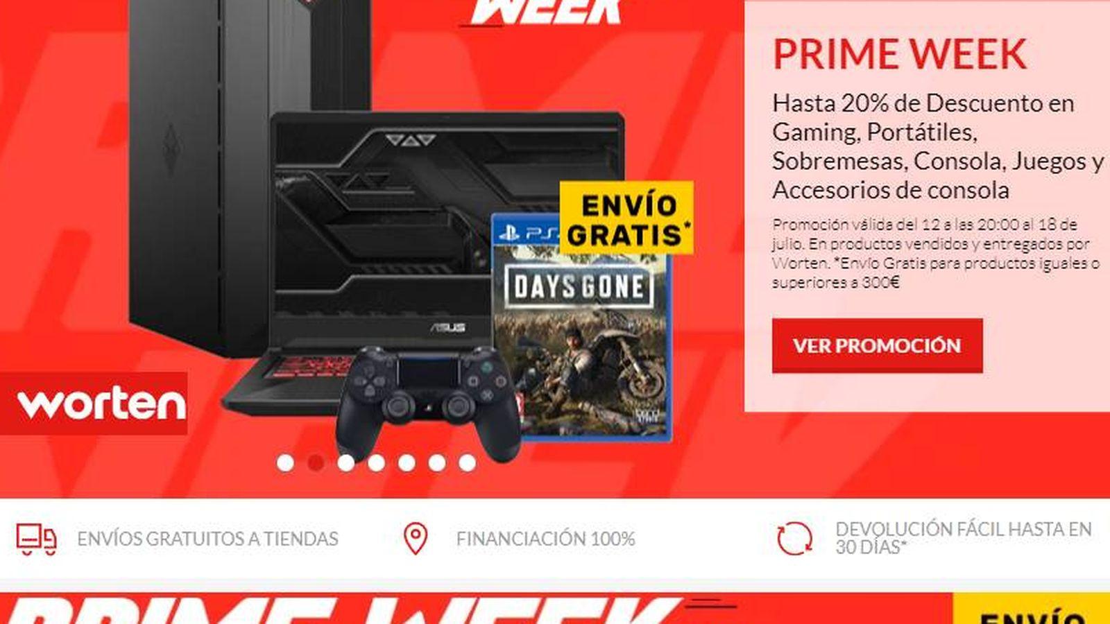 Media Markt y Worten contraatacan a Amazon Prime Day con sus