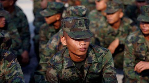 Beber sangre de cobra y otras duras pruebas militares