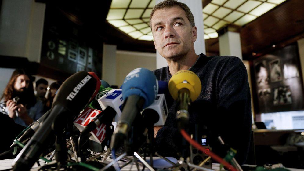 Foto: Toni cantó dejará su escaño y no será candidato a la Generalitat por UPyD. (EFE)