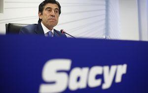 Sacyr prepara una ampliación de capital de 400 millones con bonos