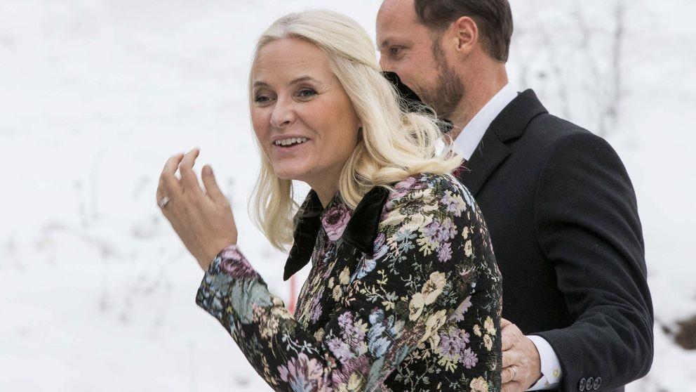 Mette-Marit, esperada reaparición y cumbre de 'royals' en Suecia