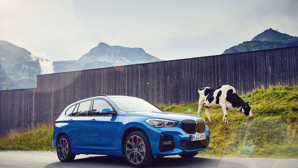 El X1, el todocamino más pequeño de BMW se pasa a la tecnología híbrida