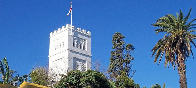 Foto: La iglesia de San Andrés, en la ciudad de Tánger (Wikipedia)