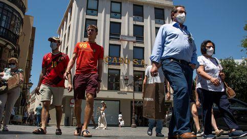 España deja atrás el riesgo alto: la incidencia cae 10 puntos y se sitúa en 140,43