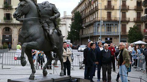 Franco regresa a Barcelona... sin cabeza y agitando las calles