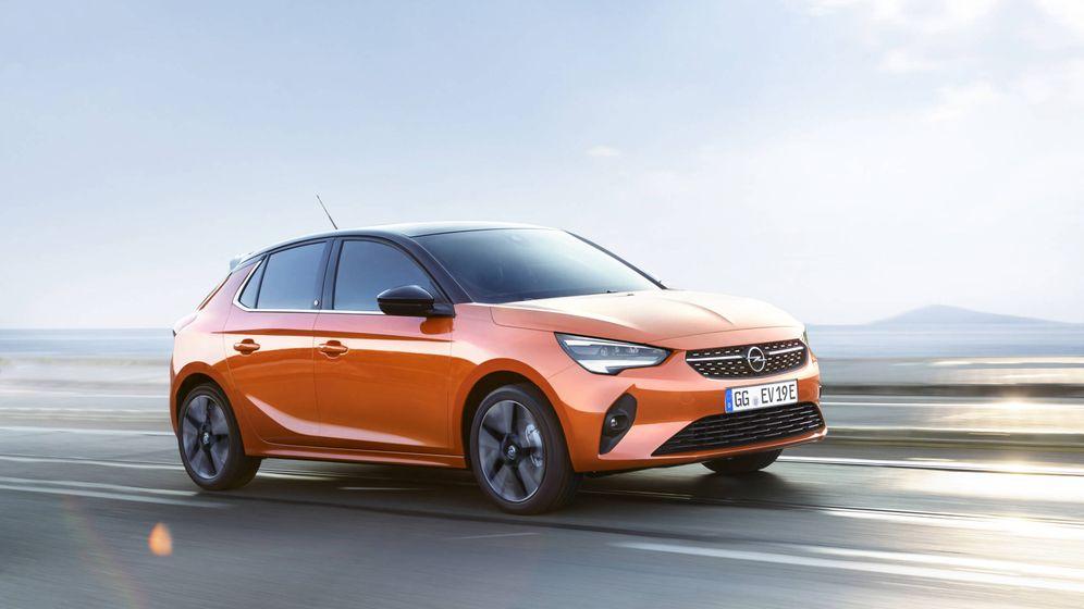 Foto: Así es el Opel Corsa eléctrico, el Corsa-e