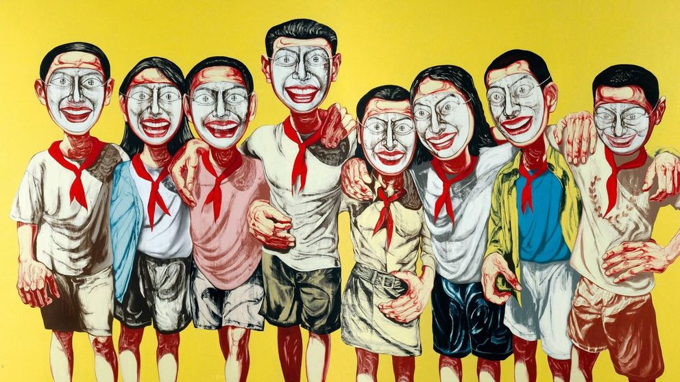 Estos son los 10 artistas chinos más cotizados del mundo