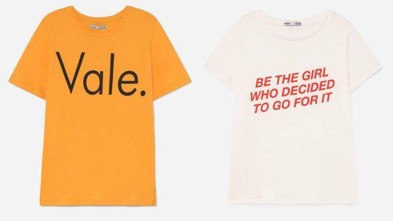 Camiseta con mensaje de Lefties. (Cortesía)