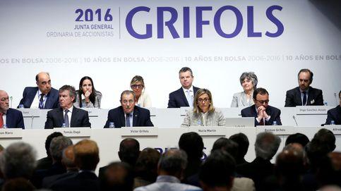 Grifols niega cualquier negociación con el Barça para dar nombre al Camp Nou