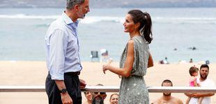 Post de Letizia, cuando cree que nadie la ve: la de Canarias y otras 4 pilladas a la Reina