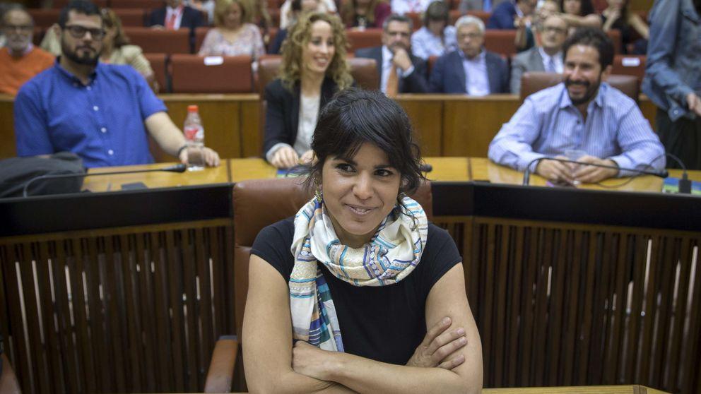 Los diputados andaluces de Podemos ocultan cuánto donan de sus sueldos