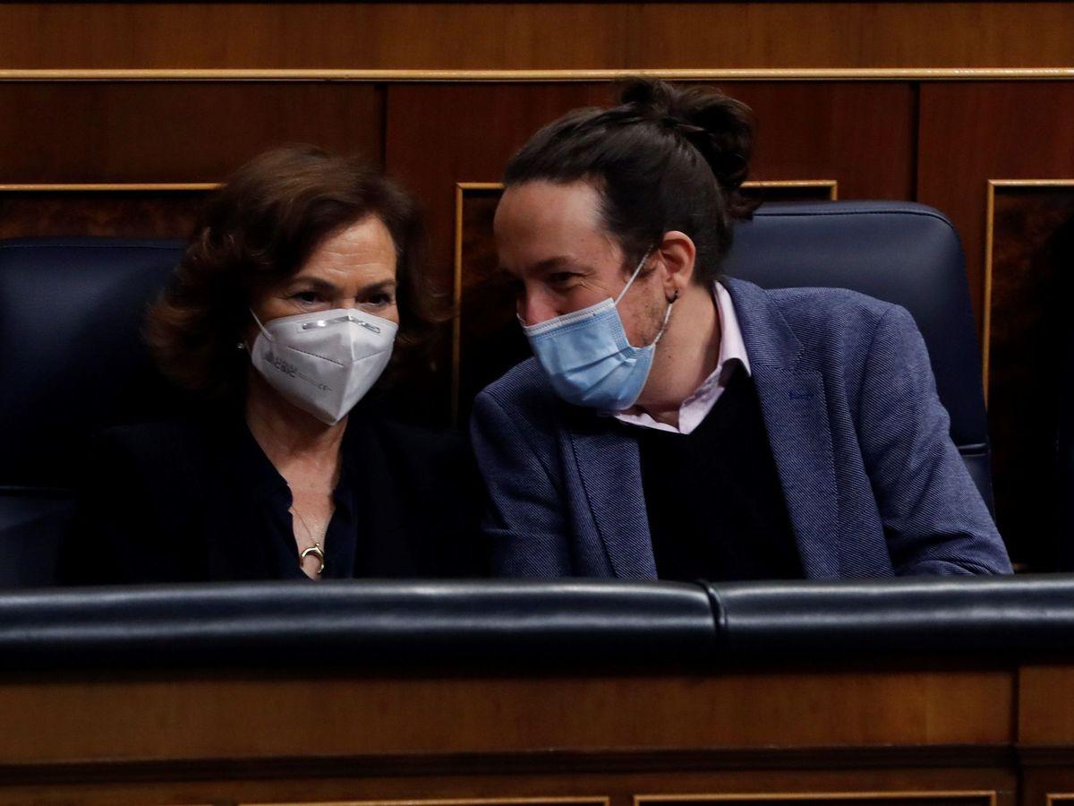 Foto: Sánchez da cuenta de la pandemia en el congreso a las puertas de la navidad