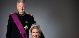 Post de Matilde de Bélgica, más reina que nunca en sus nuevas fotos oficiales