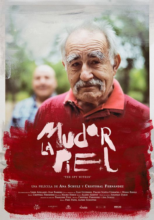 Foto: Cartel del documental 'Mudar la Piel'.