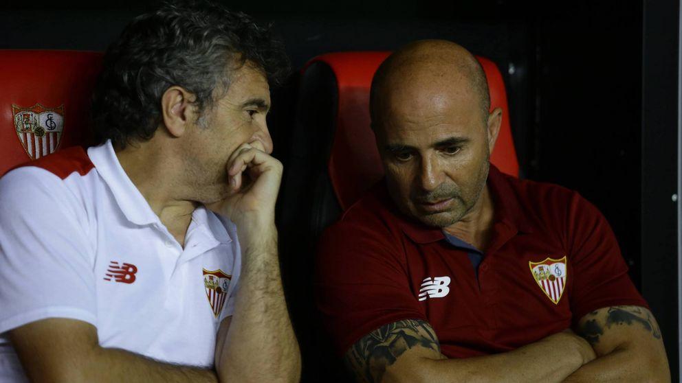 Lillo, la llave maestra de Jorge Sampaoli para que el Sevilla asuste a los grandes